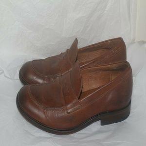 FRYE Men's Hayden Penny Slip-On Loafers sz 10.5D